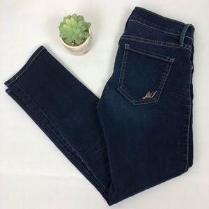 EXPRESS Jeans Cropped Jean Legging Sz 9